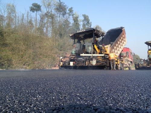 沥青路面添加剂工程